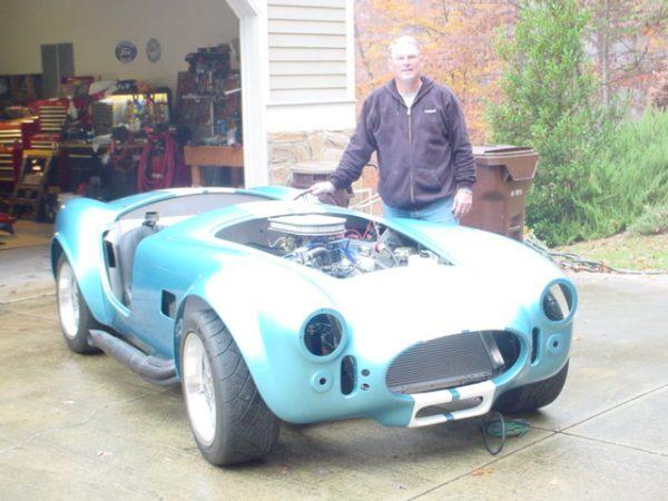 ,  Factory Five Racing, Roadster