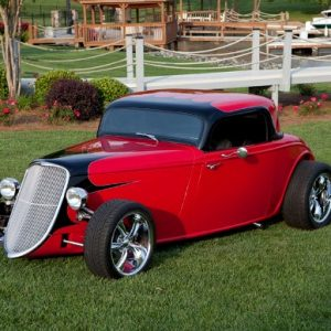 ,  33 Hot Rod, Factory Five Racing