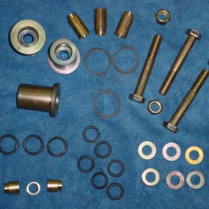 ,  Suspension / Steering / Brakes