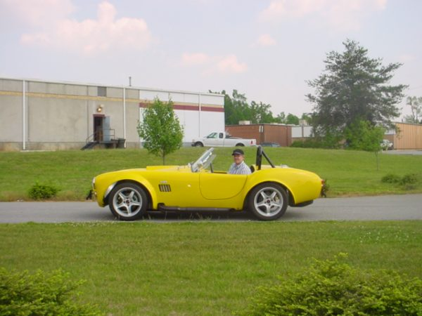 ,  Factory Five Racing, Mark I, Roadster