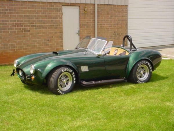 ,  Factory Five Racing, Mark II, Roadster