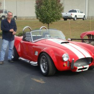 ,  Factory Five Racing, Mark III, Roadster