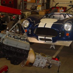 ,  Factory Five Racing, Mark II, Roadster