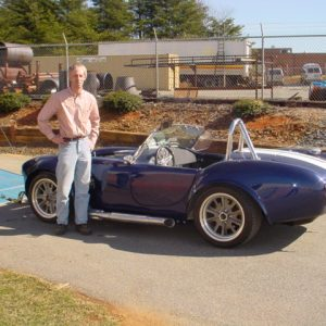 ,  Factory Five Racing, Mark I, Roadster