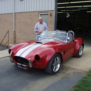 ,  Factory Five Racing, Mark 3, Roadster