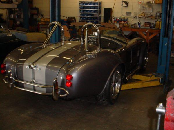 ,  Factory Five Racing, Mark III, Roadster